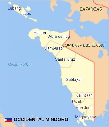 Rizal Philippines Map.Rizal One Laptop Per Child