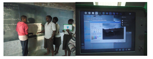 Mapping the School - Rwanda