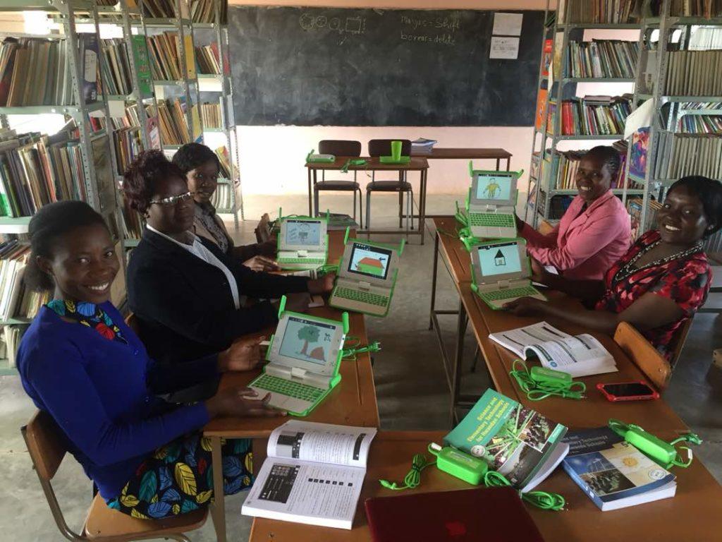 OLPC Teacher Training
